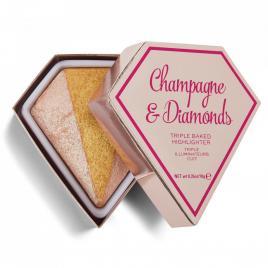 Iluminator, i heart, champagne & diamonds, 10 g, makeup revolution