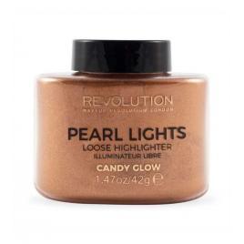 Iluminator pearl lights, candy glow, 25 g, makeup revolution