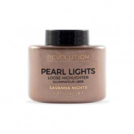 Iluminator pearl lights, savannah nights, 25 g, makeup revolution
