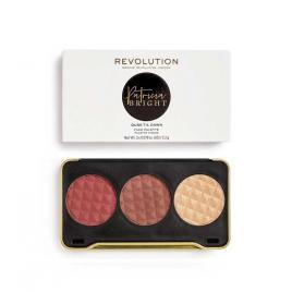 Paleta de make-up patricia bright, dusk till dawn, 6.6 g, makeup revolution