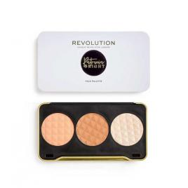 Paleta de make-up patricia bright, moonlight glow, 6.6 g, makeup revolution