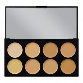 Paleta de make-up ultra cover and conceal, 10 g, makeup revolution