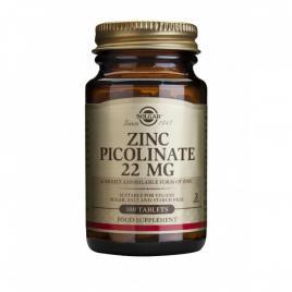 Zinc picolinate 22mg solgar 100 tablete