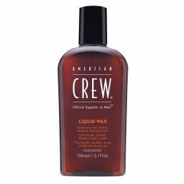 Ceara pentru par american crew liquid wax, 150ml, american crew
