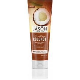 Crema hidratanta cu ulei de cocos pentru maini si corp, jason