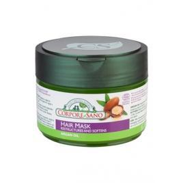 Masca bio restructuranta pentru par cu ulei de argan, corpore sano, 250 ml