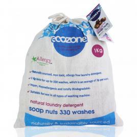 Nuci de sapun bio, 330 de spalari, ecozone, 1kg