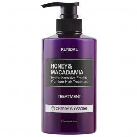 Tratament hipoalergenic pentru par, extra-hidratant cu proteine cherry blossom...