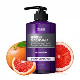 Tratament hipoalergenic pentru par extra-hidratant cu proteine pink grapefruit,...