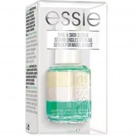Tratament pentru unghii nail & skin serum cucumber extract, 13.5ml, essie
