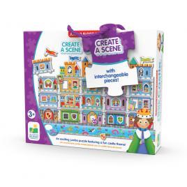 Puzzle the learning journey - creeaza-ti propriul castel