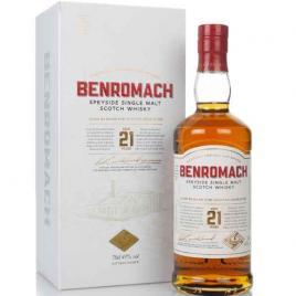 Benromach 21yo, whisky 0.7l