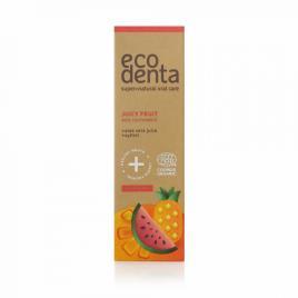 Pasta de dinti organica pentru copii cu suc de fructe cosmos organic, ecodenta,...