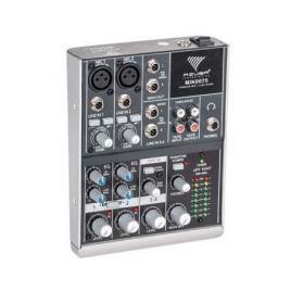 Mixer audio consola dj 4 canale