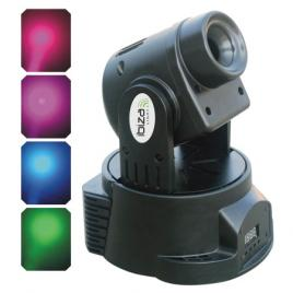 Moving head led rgb wash light dmx