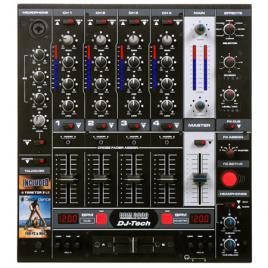 Professional dj mixer cu effecte si bpm