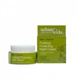 Crema de noapte protectiva cu ulei de neem pentru ten gras purifying, urban...