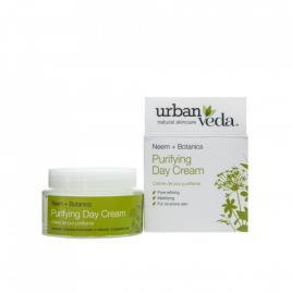 Crema de zi matifianta cu extract de neem organic ten gras purifying, urban...