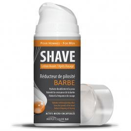 Lotiune pentru reducerea pilozitatii barbii Shave Men Institut Claude Bell 100ml