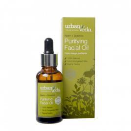 Ulei facial pentru ten gras purifying, urban veda, 30 ml