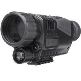 Monocular profesional digital night vision p1s 0540, marire 5x40