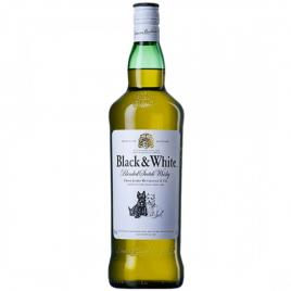 Black&white, whisky 1l