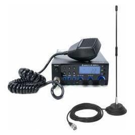 Kit Statie radio CB Albrecht AE 5090XL + Antena CB PNI Extra 40 cu magnet