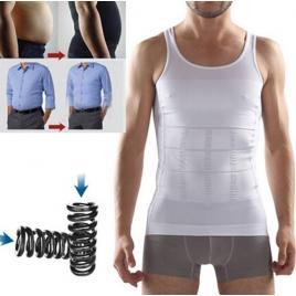 Maiou barbati tip corset slim