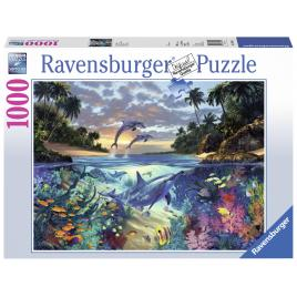 Puzzle golful coralilor - 1000 piese