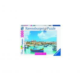 Puzzle malta mediteraneana 1000 piese