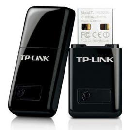 Card wifi usb mini 300mbps tp-link tl-wn823n