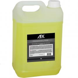 Lichid de fum profesional afx, 5 litri, densitate foarte mare