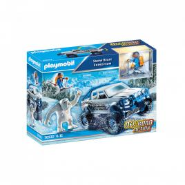Set de joaca playmobil expeditie polara