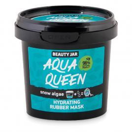 Masca faciala alginata hidratanta cu extract de alge, aqua queen, beauty jar,...