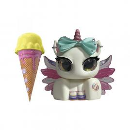 Unicornes - inghetata cu figurina unicorn surpriza si accesorii