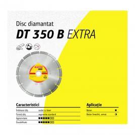 Disc de debitare diamantat Klingspor DT350B EXTRA 230X2,6X22,23mm