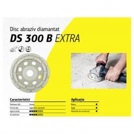 Disc diamantat pentru slefuit 125 mm DS300B