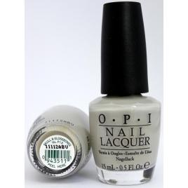 Lac de unghii opi nail lacquer skull & glossbones, 15ml