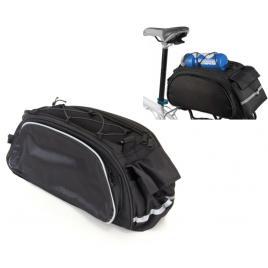 Geanta cu 4 compartimente pentru biciclete cu portbagaj