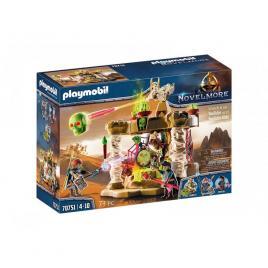 Playmobil novelmore - templul armelor