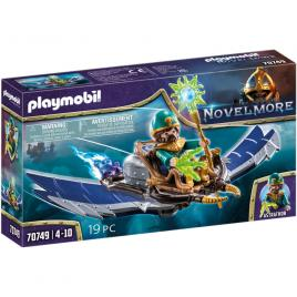 Playmobil novelmore violet vale - magicianul aerului
