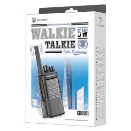 Statie emisie - receptie / Walkie Talkie 5W 6Km Techancy