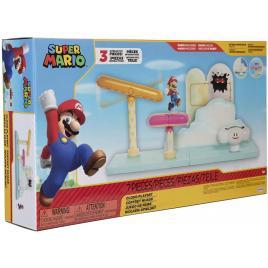 Set de joaca cloud super mario nintendo, cu figurina 6 cm