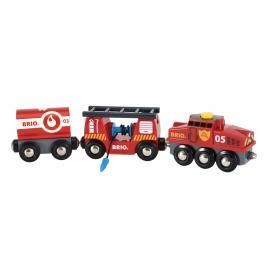 Tren de pompieri brio