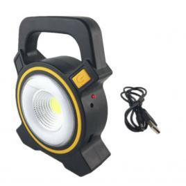 Lampa solara portabila led 30w