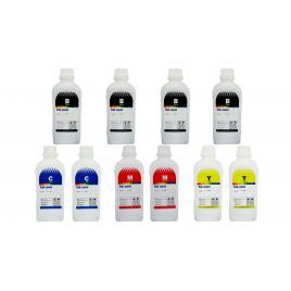 Pachet flacon cerneala ink-mate (gt53xl/gt52) 4x1000ml 1vv21ae negru 2x1000ml m0h54ae cyan 2x1000ml m0h55ae magenta 2x1000ml m0h56ae galben