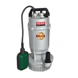 Pompa submersibila cu plutitor apa curata VERK VSP-32B, 750 W, 4000 l/h debit maxim