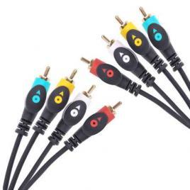 Cablu 4rca-4rca 1.8m cabletech economic