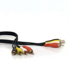 Cablu 4xrca-4xrca 1.8m