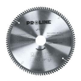 Disc circular pentru metal cu dinti vidia 210mm / 100d.